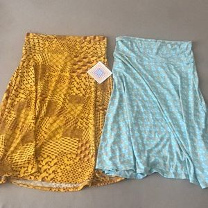 LLR Azure skirts bundle